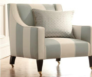 Reupholstery Romo chair